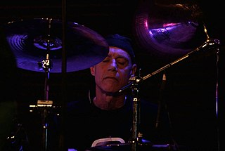 Keith LeBlanc American drummer and record producer