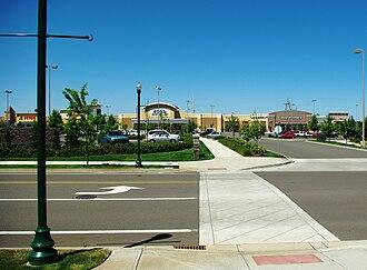 Keizer, Oregon - Keizer Station shopping center