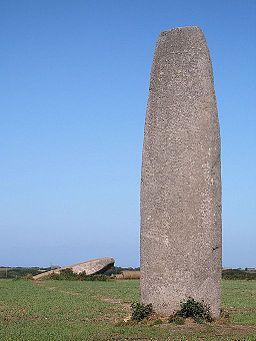 Kergadiou menhirs
