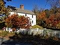 Keyes House at 16 Frances Hill Road in Westford MA Massachusetts built circa 1656.jpg