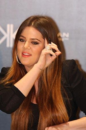 Khloé Kardashian - Kardashian in November 2011