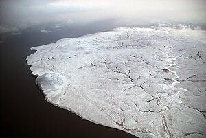 Bolshoy Lyakhovsky Island - The Kigilyakh Peninsula