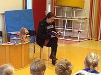 Kinderboekenweek 2013- Marlies Verhelst (10265392224) (cropped).jpg