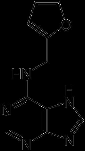 Kinetin - Image: Kinetin