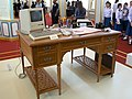 King Bhumibol Adulyadej's working desk.jpg