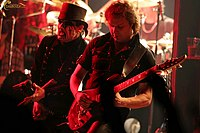 King Diamond live 2006 Moscow 02.jpg