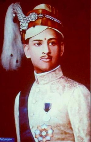 College of Engineering, Trivandrum - The Founder of the College Of Engineering- Sree Chithira Thirunal