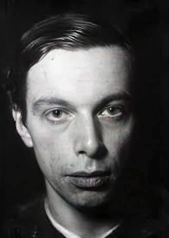 Ernst Ludwig Kirchner - Photographic self-portrait 1919