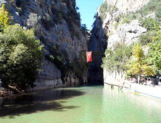 Kisecik Canyon