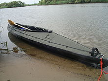 Folding kayak - Wikipedia