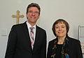 Kloster Gravenhorst Andre Ost Annette Kurschus 01.JPG