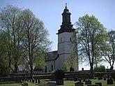 Fil:Knista kyrka exterior.JPG