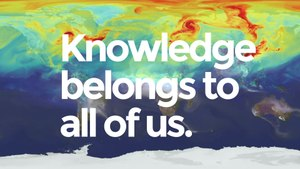 Файл:Knowledge belongs to all of us - 2030.wikimedia.org.webm