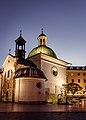 Kościół Św. Wojciecha Kraków 01.jpg