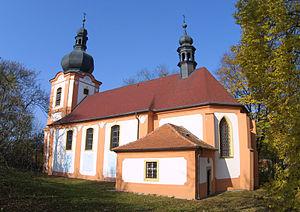 Kožlany - Church