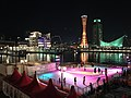 Kobe Port Tower and Harborland at night 20190202-1.jpg