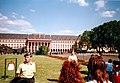 Koblenz Schloss Besuch US-Präsident Bush 1989.jpg