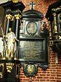 Konkatedra w Chełmży-epitafium biskupa Kazimierza Szczuki herbu Grabie.JPG
