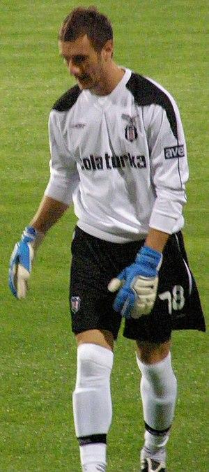 Korcan Çelikay - Çelikay during his tenure with Beşiktaş.