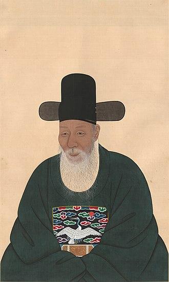 Gim Jangsaeng - Image: Korea Portrait of Kim Jangsaeng