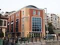 Kozlukta heykel meydanında bir otel k'yg* - panoramio.jpg