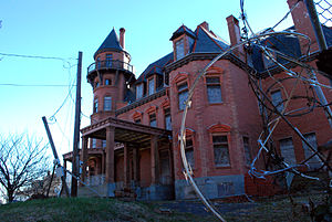 Krueger Mansion - Image: Krueger Scott Mansion 3