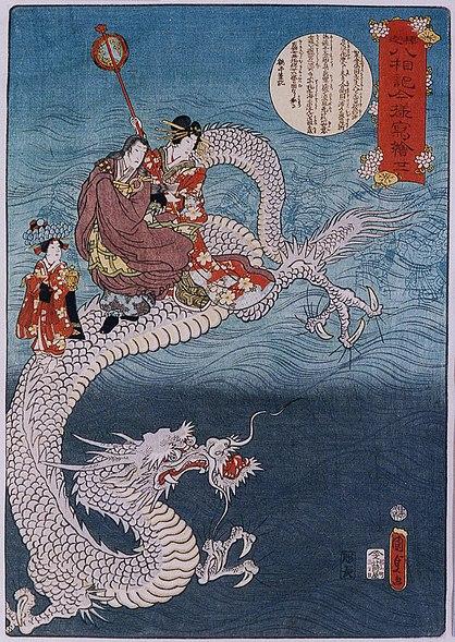 Dragón oriente - china