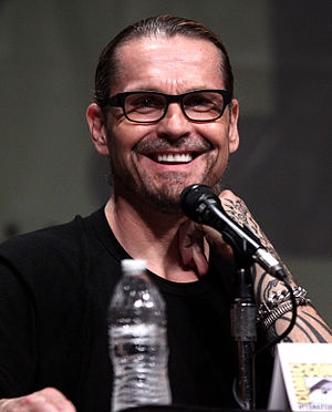 Kurt Sutter - Sutter at the 2012 San Diego Comic Con International