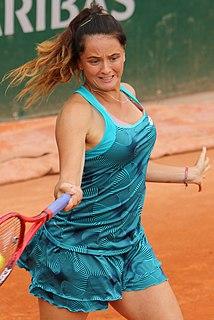 Viktória Kužmová Slovak tennis player