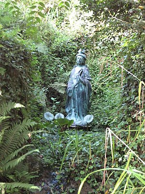 English: Kwan Yin - Chinese goddess of mercy &...