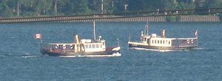 MV <i>Hiawatha</i> Canadian passenger ferry