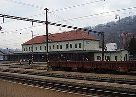 Spišská Nová Ves railway station