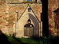 L'abbaye Saint-Jacques de Montfort-sur-Meu (Ille-et-Vilaine) - Novembre 2015 - 04.jpg