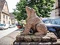L'ours devant l'église d'Andlau.jpg