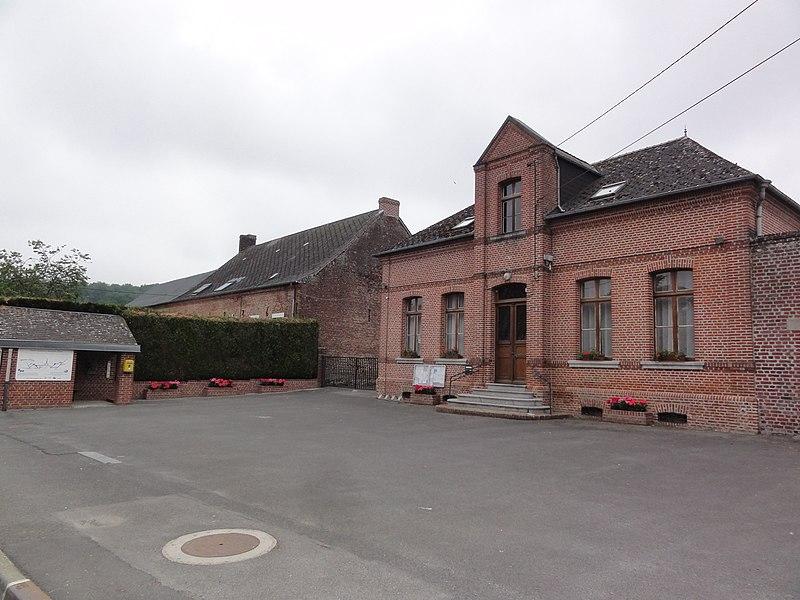 La Hérie (Aisne) mairie
