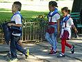 La Havane-Ecolières en uniforme.jpg