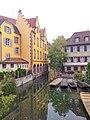 La petite Venise de Colmar en automne.jpg