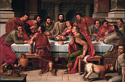 Willem Key: Last Supper
