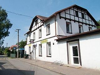Municipality in Ústí nad Labem, Czech Republic