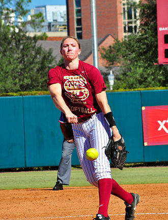 Florida State Seminoles softball - Lacey Waldrop received several honors during her time as a Seminole.