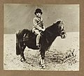 Lady Mairi on horseback, 1926. (34659867502).jpg
