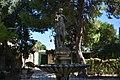 Lady fountain at San Anton Palace 2.jpg