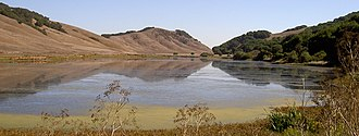 Laguna Lake (California) - Image: Laguna Lake 3169