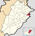 Lahore District, Punjab, Pakistan.png