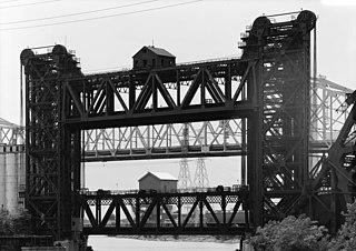 Lake Shore and Michigan Southern Railway, Bridge No. 6