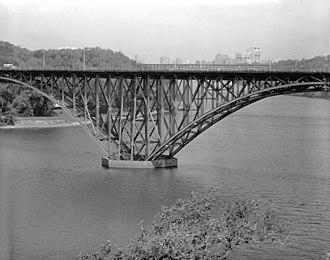 Lake Street-Marshall Bridge - 1889 bridge