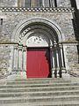 Lalleu (35) Église Saint-Jean-Baptiste Extérieur 02.jpg