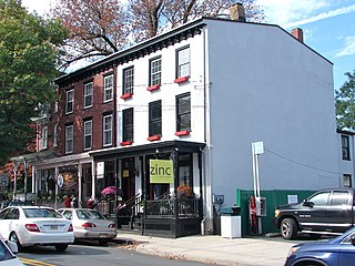 Lambertville Historic District