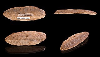 Blade (archaeology) Type of stone tool