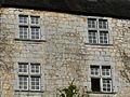 Lamonzie-Montastruc château Montastruc fenêtres.JPG